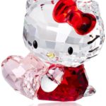 赤門家のクリスマス 結菜への贈り物 [スワロフスキー] SWAROVSKI Hello Kitty Lucky Charm サンリオ ハローキティー(ラッキーチャーム) クローバー