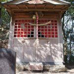重蔵の不思議な体験 赤門山と赤門神社、そして重蔵と金蔵の関係は?