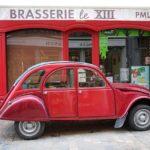 赤門重蔵 車を選ぶ フランスの国民車 シトロエン2CVが田舎暮らしの和子と久美子のお買い物車に
