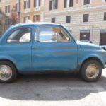 赤門重蔵 車を選ぶ イタリアの国民車 フィアット500 1969年型