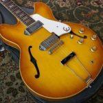 ポール・ウェラーになりたい、かっこよくギターを弾きたい! 通販でお取り寄せ ポールウェラーの使用楽器、音楽機材