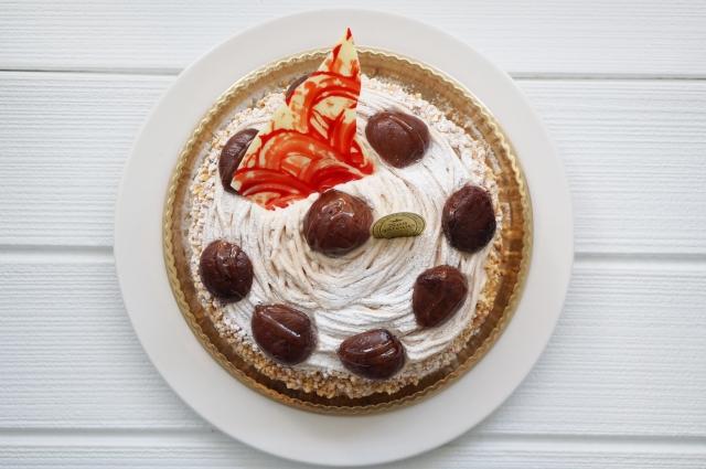 マロンスイーツ、栗のお菓子