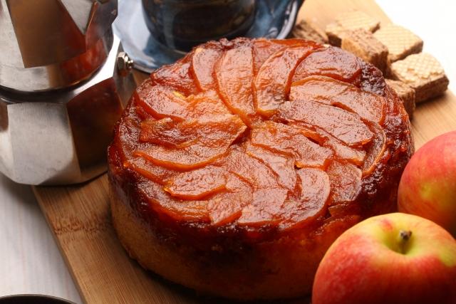 りんごのスイーツ
